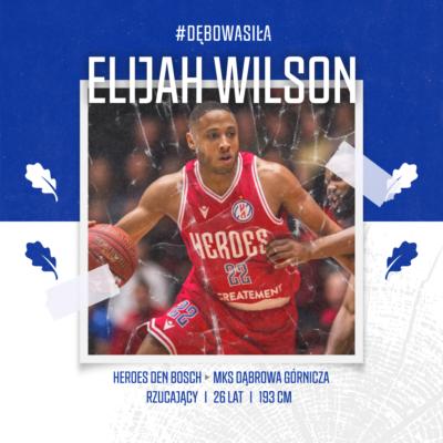 Elijah Wilson
